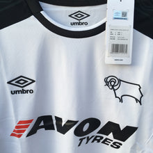 2016 2017 Derby County LS home Football Shirt *BNWT* - S
