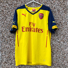 2014 2015 Arsenal away Football Shirt - M
