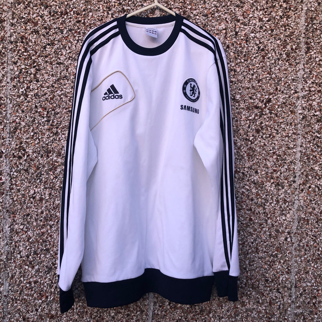 2013 2014 Chelsea Football Training Sweater - XL