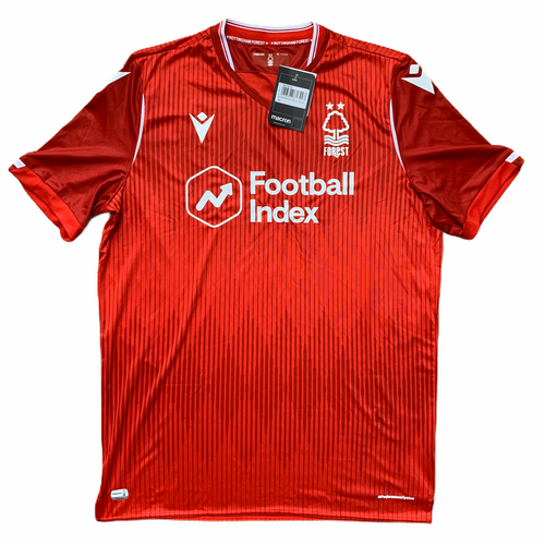 2019 20 NOTTINGHAM FOREST HOME FOOTBALL SHIRT *BNWT* - XL