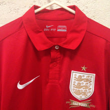 2013 England 150ᵗʰ Anniversary away Football Shirt - L