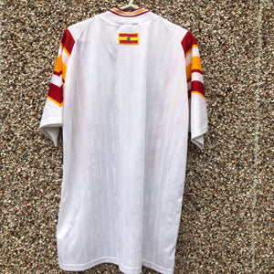 1996 1998 Spain Third football shirt - L