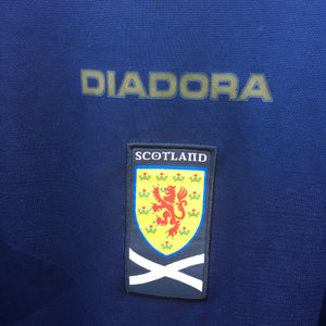 2007 2008 Scotland home Football Shirt - XXXL