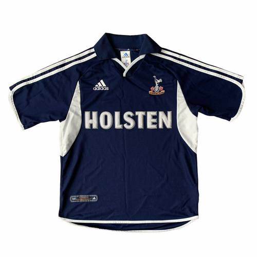 2000 01 TOTTENHAM HOTSPUR AWAY FOOTBALL SHIRT - Y