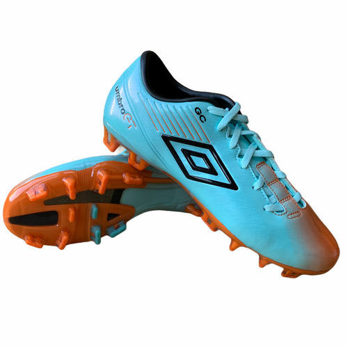 2012 UMBRO PLAYER ISSUE SAMPLE GT 2 PRO-A (GAEL CLICHY) FOOTBALL BOOTS *IN BOX* FG - 7.5