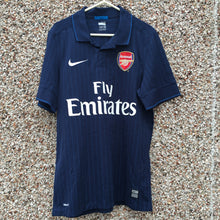 2009 2010 Arsenal Away Football Shirt - S