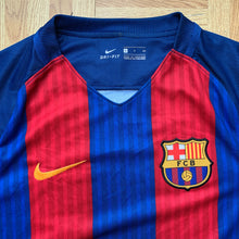 2017 18 BARCELONA HOME FOOTBALL SHIRT - S