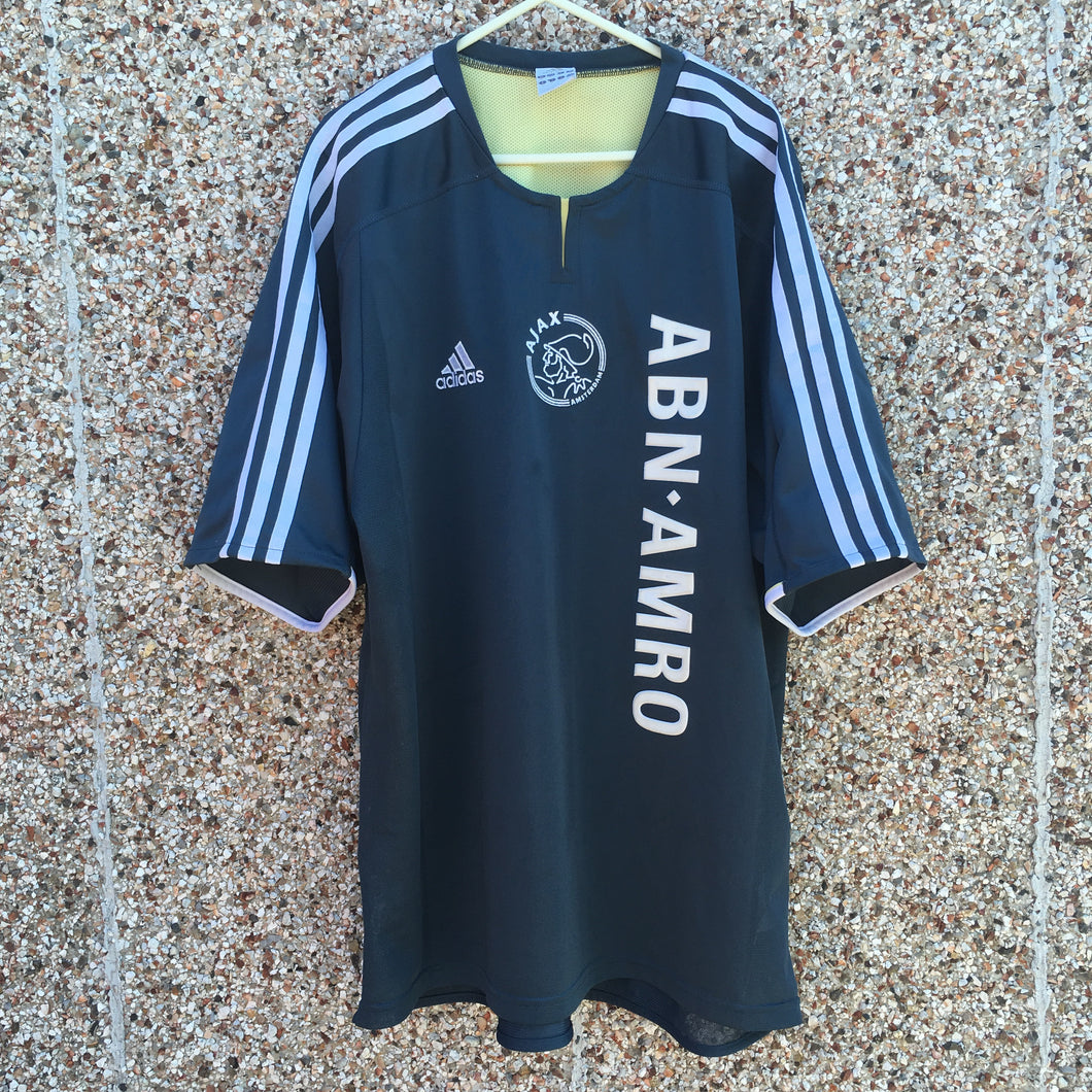 2003 2004 Ajax away Football Shirt - XL