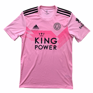 2019 20 LEICESTER CITY AWAY FOOTBALL SHIRT - S
