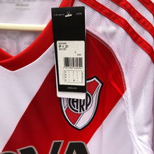 2016 2017 River Plate home Football Shirt BNWT - S