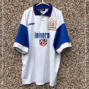 1995 1997 Luton Town home football shirt - XL
