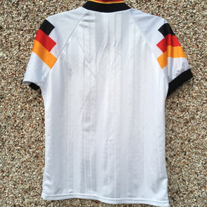 1992 1994 Germany home Football Shirt - S