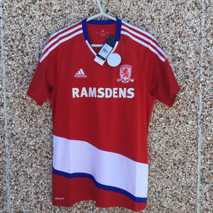 2016 2017 Middlesbrough home Football Shirt *NEW* - Sizes