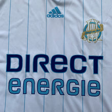 2009 10 OLYMPIQUE MARSEILLE HOME SHIRT (Like new) - XXL