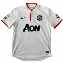 2012 14 MANCHESTER UNITED AWAY FOOTBALL SHIRT #20 V.PERSIE - M