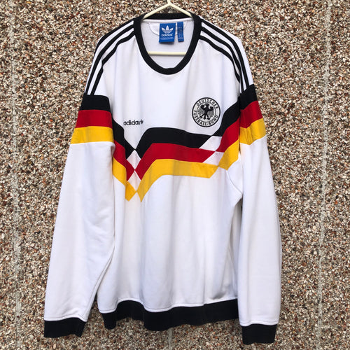 1990 West Germany Football Sweater - XL