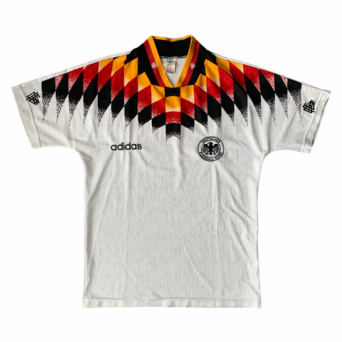 1994 96 GERMANY HOME FOOTBALL SHIRT - S