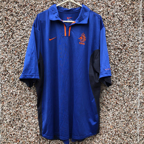 2000 2002 Holland away football shirt - L