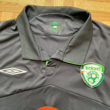 2009 10 IRELAND AWAY FOOTBALL SHIRT - XL