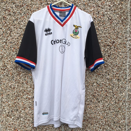 2011 2012 Inverness Caledonian Thistle Away Football Shirt - L