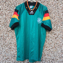 1992 1994 Germany away Football Shirt - S