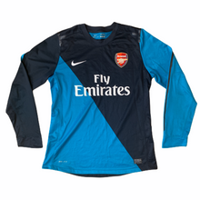 2011 12 ARSENAL PLAYER ISSUE FOOTBALL SHIRT - L