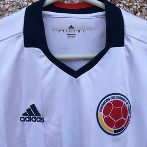 2016 2018 Colombia away Football Shirt - S
