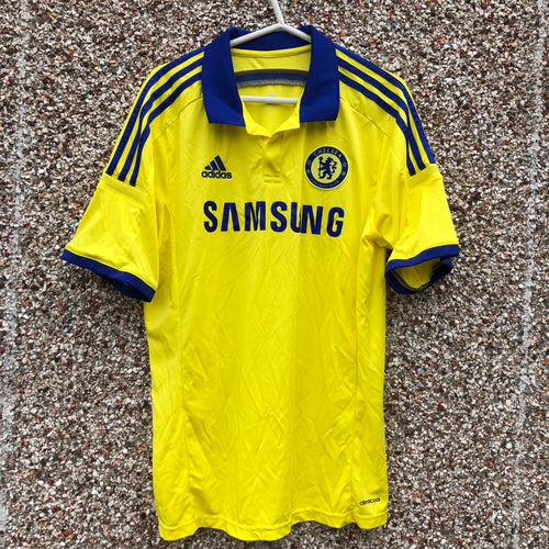 2014 2015 Chelsea away football shirt - L