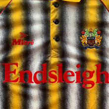 1993 94 BURNLEY LIMITED EDITION WEMBLEY AWAY FOOTBALL SHIRT - S