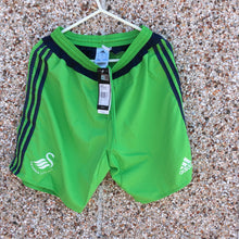 2015 16 SWANSEA CITY AWAY FOOTBALL SHORTS - S