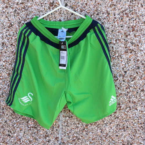 2015 2016 Swansea City Away Shorts *BNWT* - S
