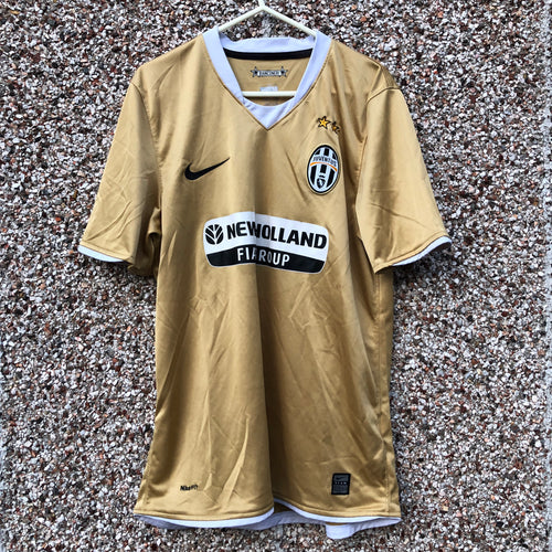 2008 2009 Juventus away football shirt - M