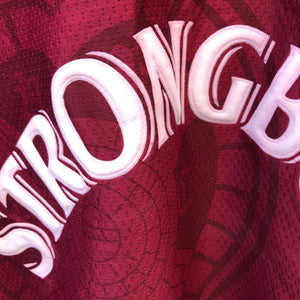 1997 1998 Heart of Midlothian LS home Football Shirt - S