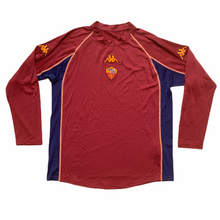 2002 03 ROMA TRAINING FOOTBALL SHIRT - XXL