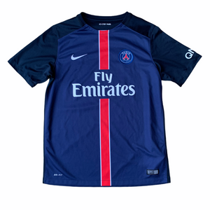 2015 16 PARIS SAINT-GERMAIN HOME FOOTBALL SHIRT - XLB