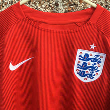 2014 2015 England Away Football Shirt - L