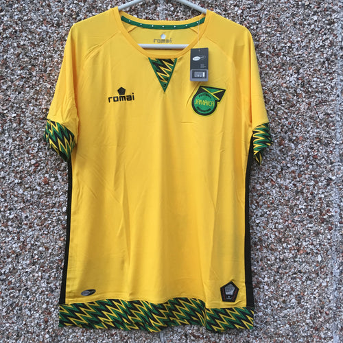 2015 2016 Jamaica Home Football Shirt BNWT - M