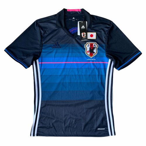 2016 16 JAPAN WOMENS HOME FOOTBALL SHIRT