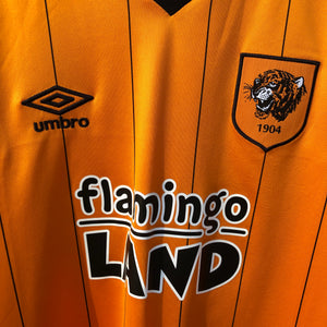 2015 2016 Hull City home football shirt SNODGRASS #10 - S