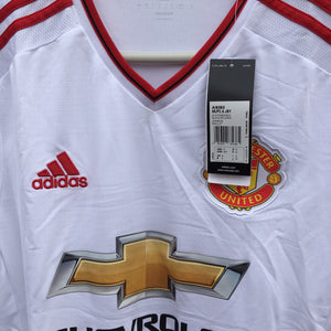 2015 2016 Manchester United away Football Shirt NEW - S