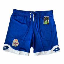 2015 16 DEPORTIVO LA CORUNA HOME FOOTBALL SHORTS *BNWT* - M