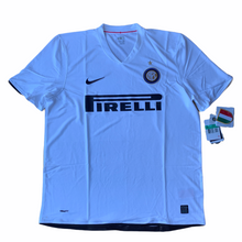 2008 09 INTER MILAN AWAY FOOTBALL SHIRT *BNIB* - XL