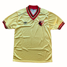 1982 85 WATFORD HOME FOOTBALL SHIRT (excellent) - M