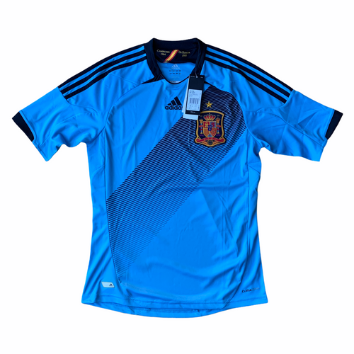 2012 13 SPAIN AWAY FOOTBALL SHIRT *BNWT* - S