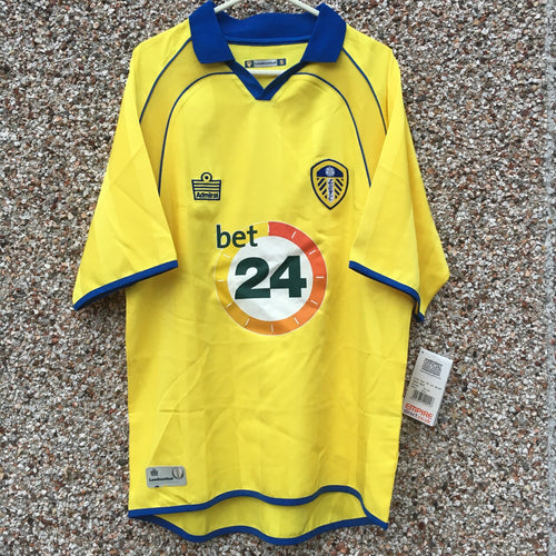 2006 2007 Leeds United away Football Shirt *BNWT* - S