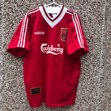 1995 1996 Liverpool home football shirt FOWLER #23 - XL