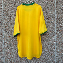 2000 2002 Brazil home football shirt - XL