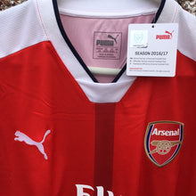 2016 2017 ARSENAL HOME FOOTBALL SHIRT *BNWT* - L