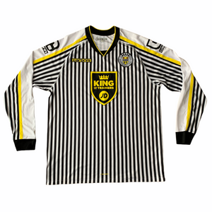 2014 15 ST MIRREN L/S HOME FOOTBALL SHIRT - XL