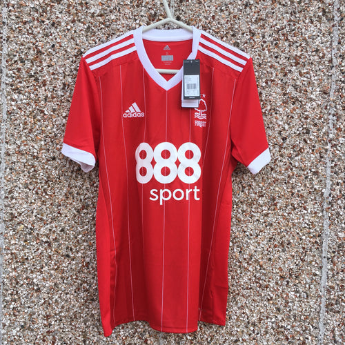 2017 2018 Nottingham Forest home Football Shirt - New
